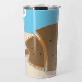 Horseshoe Crab Travel Mug