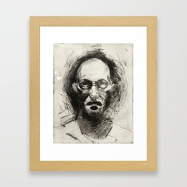 David Framed Art Print