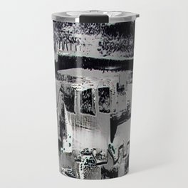 Improbable town Travel Mug