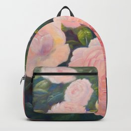 Peony Power Backpack