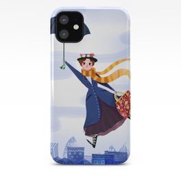 Mary Poppins iPhone Case