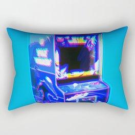 SPACE INVADER - 1978 ARCADE MACHINE Rectangular Pillow