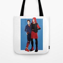 Spideypool Tote Bag