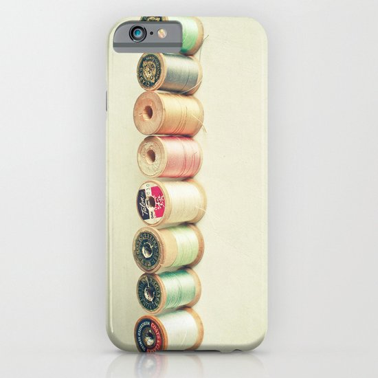Pastel Thread iPhone & iPod Case