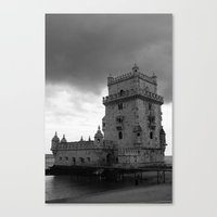 europe Canvas Prints featuring Europe by Joao Mendes
