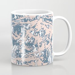 Splatter Print - Traditional Coffee Mug