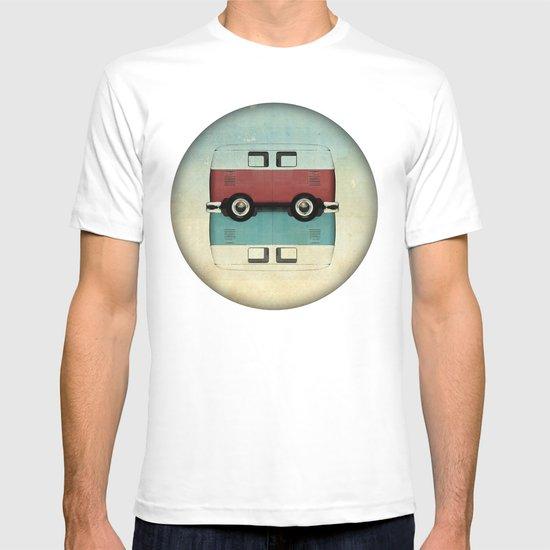 Kombi all backs T-shirt