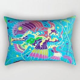 L'Arlecchino dei Sargassi (The Sargassumfish) Rectangular Pillow