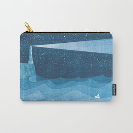 Lighthouse illustration Carry-All Pouch