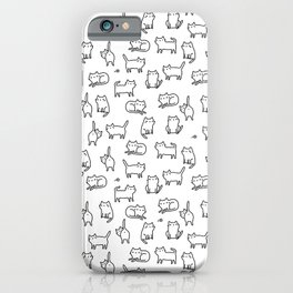 Cats. Cats. Cats iPhone Case