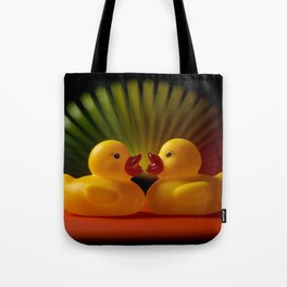 Rubber Duck Still Life II Tote Bag