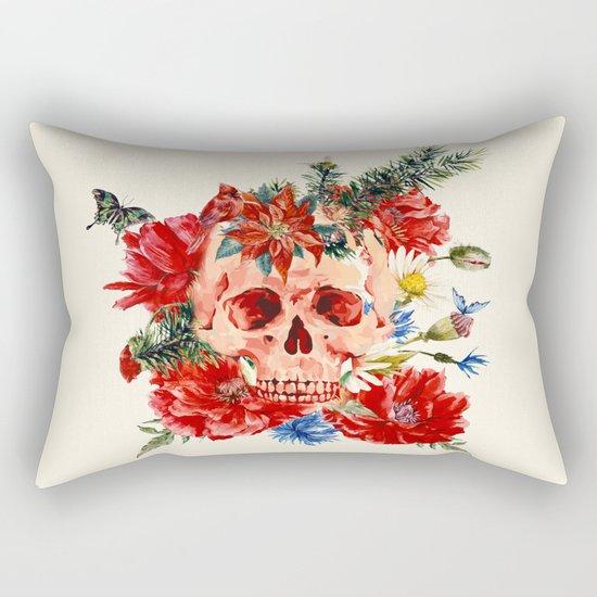The latest heart is dead Rectangular Pillow