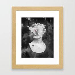 Esprit libre Framed Art Print
