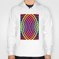 waves Hoodies featuring Waves by Gary Andrew Clarke