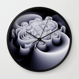 black-and-white -06- Wall Clock