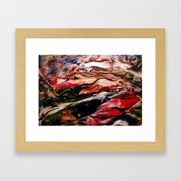 BeautifulAutumn  Framed Art Print