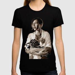 NinaMelusina and the concept of fish T-shirt