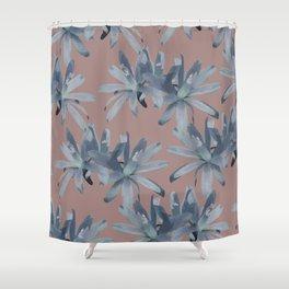 MATUCANA IN COPPER ROSE Shower Curtain
