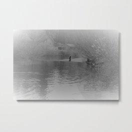 Misty Moments Metal Print