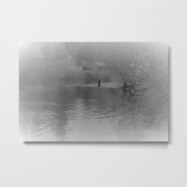 Misty Moments Metal Print