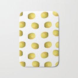 Lemon nature Bath Mat