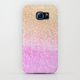 GOLD PINK II iPhone Case