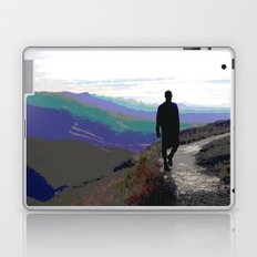 Mountain Path Laptop & iPad Skin