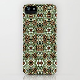 Oriental Pattern 8 iPhone Case