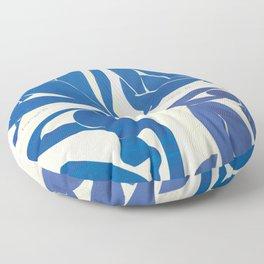 The Blue Nudes - Henri Matisse Floor Pillow