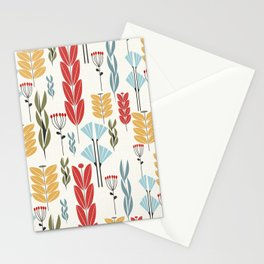 Herbs and Grasses Stationery Cards