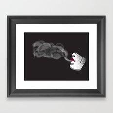 Gunsmoke Framed Art Print