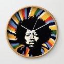 Jimi Hendrix by milbornart