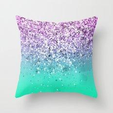 Spark Variations III Throw Pillow