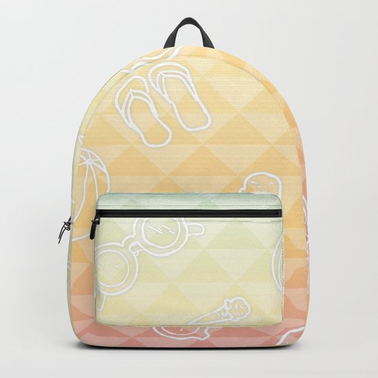Summer is a state of mind Backpack