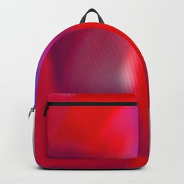rippled abstract Backpack