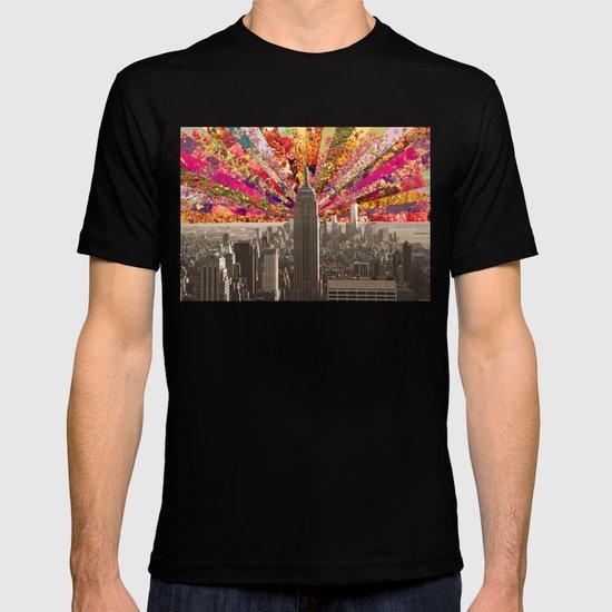 BLOOMING NY T-shirt