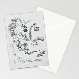 Ribbon Lifecycle Stationery Cards