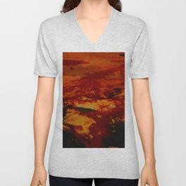 Confusing Colour Structures Unisex V-Neck