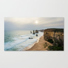 The Great Ocean Road. Canvas Print