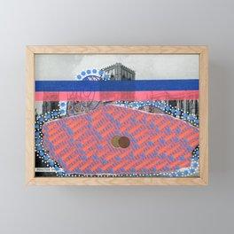 Saluti Dal Futuro 149 Framed Mini Art Print