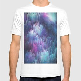Glitch Galaxy T-shirt