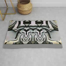 King And Queen Of The Insect World Rug