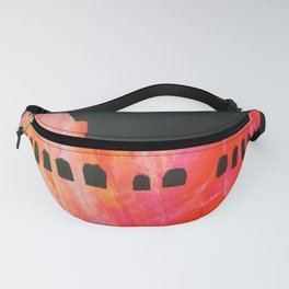 Roman Colleseum Fanny Pack