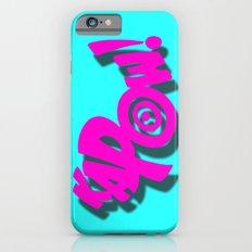 KAPOW! # 3 Slim Case iPhone 6s