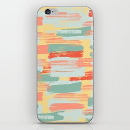 Summer Cheer | Light & Bright Paint Swatches iPhone Skin