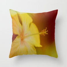 An Afterthought Throw Pillow