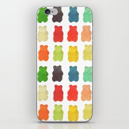 Gummy iPhone Skin