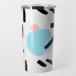 Colo pop circles Travel Mug