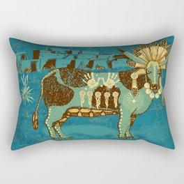 Cowchina Rectangular Pillow