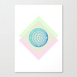 organic boule Canvas Print
